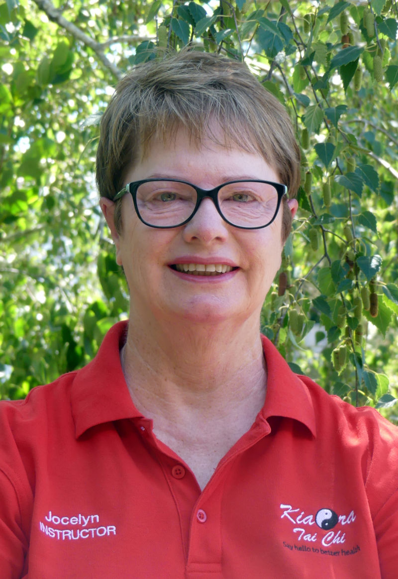Coach Jocelyn Watkin